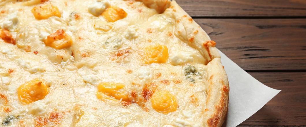 Gourmet White Pizzas