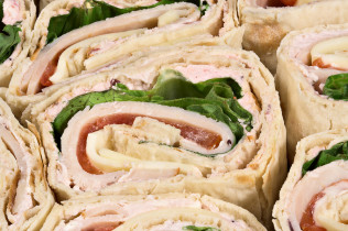 Wraps and Club Sandwiches